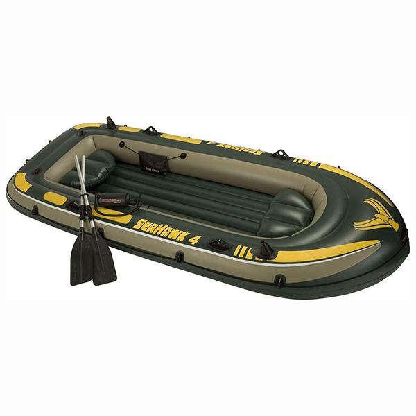 Лодка ПВХ надувная Seahawk 4 68351 купить в Екатеринбурге